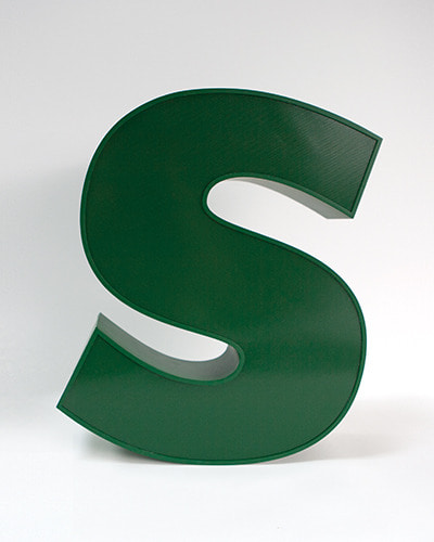 Micro perf. Color Covered Letter